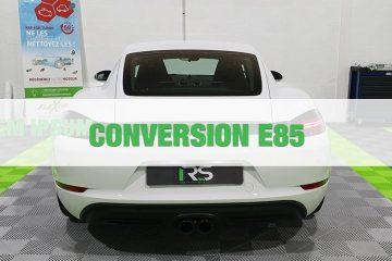 Conversion E85